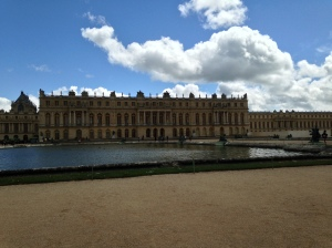 Just a glimpse of Versailles